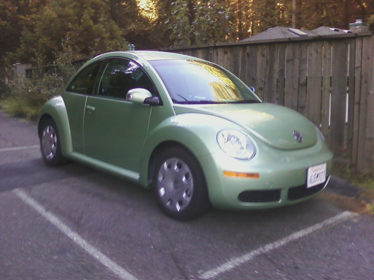 Punch Buggy Car >> Punch Buggy Green No Punch Back Snapshots And Sojourns