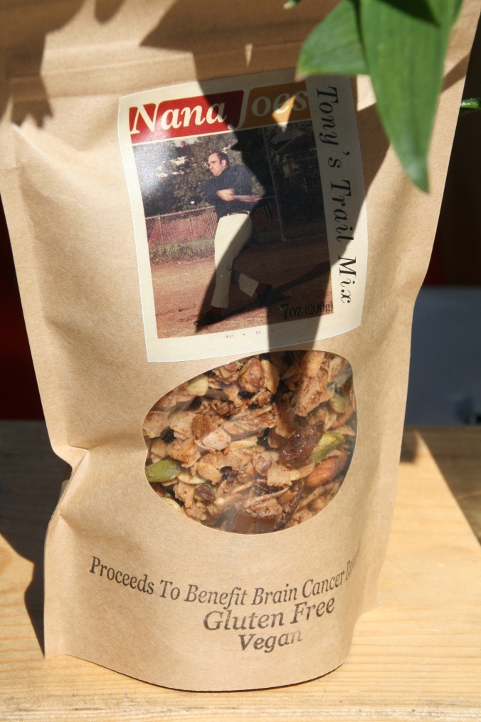 Bag of granola