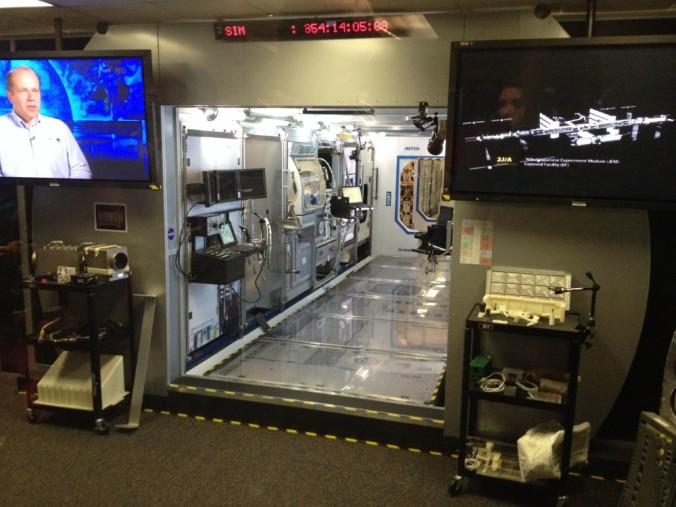 ISS Model 1