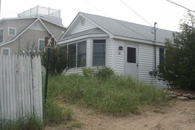 Plum Island Cottage