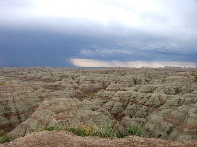 Thunder in Badlands