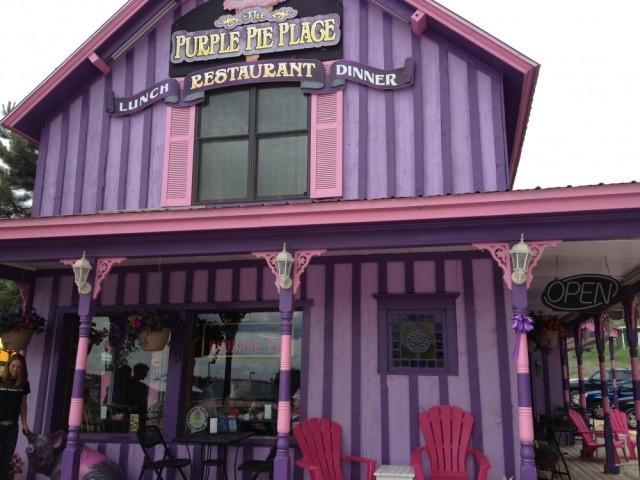 Purple Pie Place