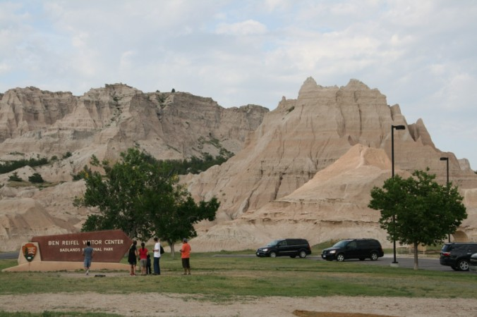 Badlands Visitor Center