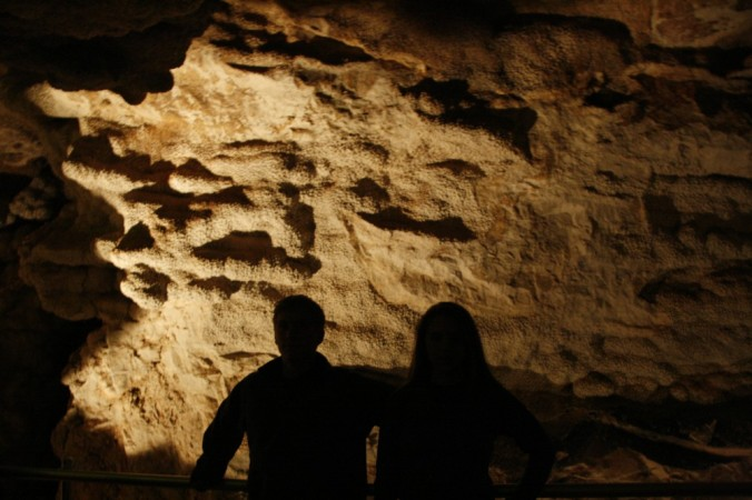 Jewel Cave Visitors