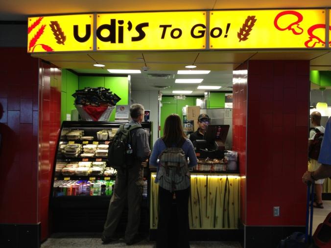 Udi's Cafe DIA