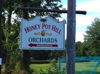 Honey Pot entrance