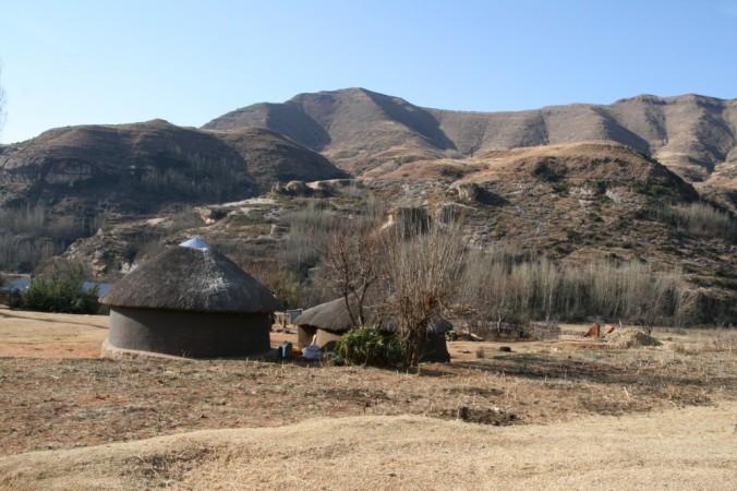 Lesotho housing