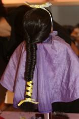 Kaya's Hair Do