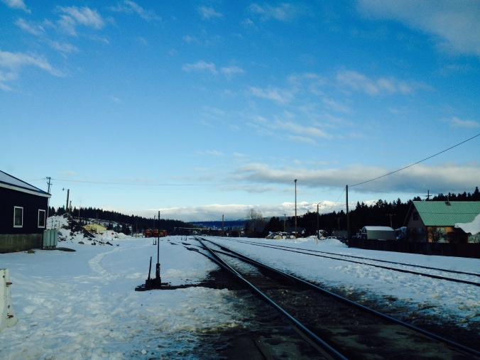 Truckee RR Tracks